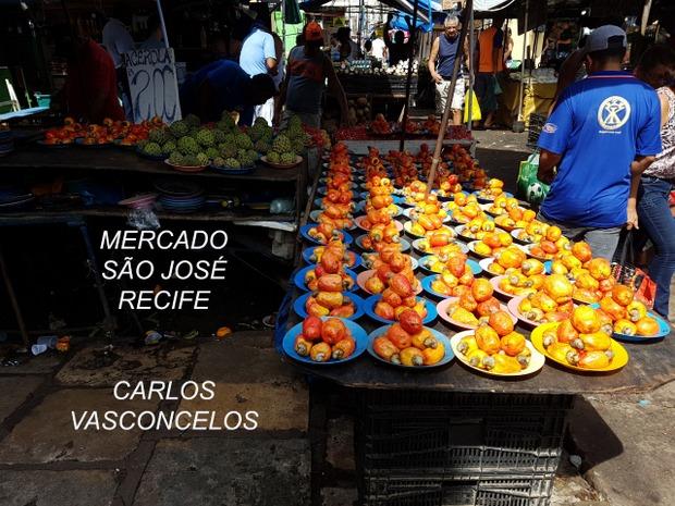 O cotidiano do Mercado de São José, um dos cartões postais sociais do Recife, é foco de mini documentário