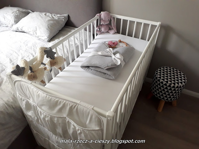 #7 Akcja wyprawka dla noworodka - Nasz kącik maluszka