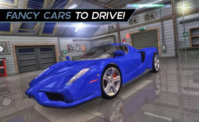 Turbo Fast City Racing 3D Mod