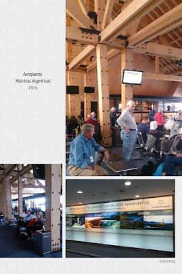 Aeropuerto Internacional Malvinas Argentinas - Ushuaia
