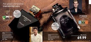 CATALOGUL ORIFLAME nr.1 21 ianuarie 2019 parfum giordani gold