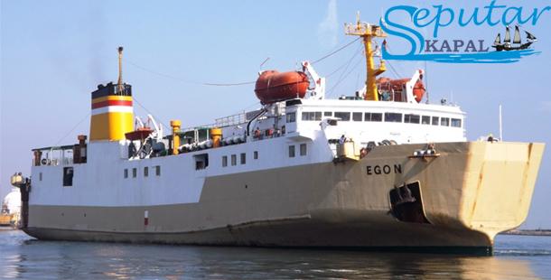 Spesifikasi Kapal Pelni EGON