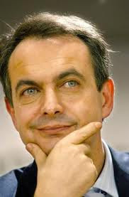 Zapatero hace declaraciones sobre el paro
