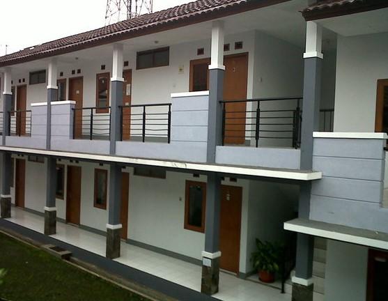 tips untuk desain rumah kost minimalis 2 lantai   cv