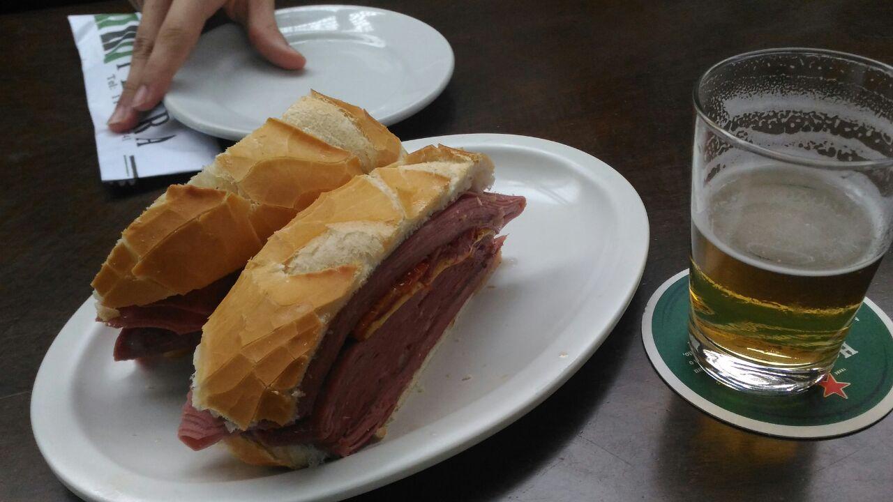 sanduíche de mortadela mercado municipal são paulo