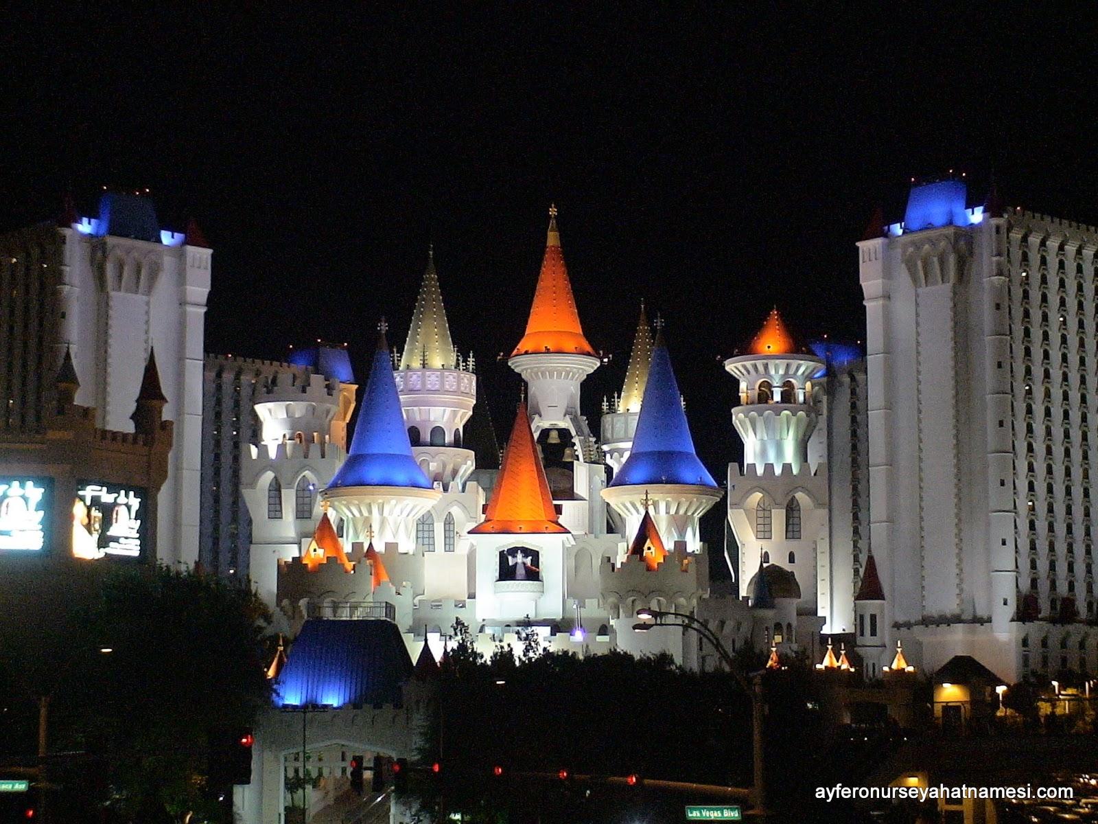 Stratosphere of Las Vegas: otel-kumarhane, turistik yerler, restoran