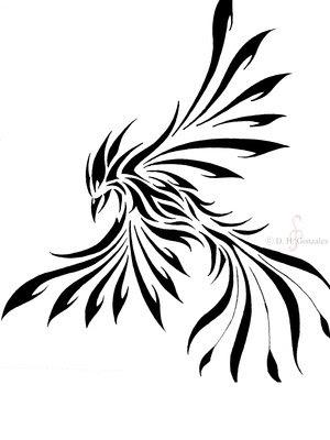 Tattoos Image Phoenix Tattoos 2011