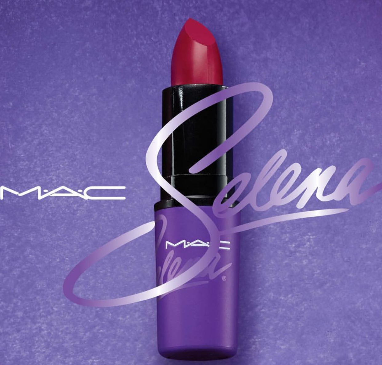 Preview Selena Como La Flor lipstick by MAC