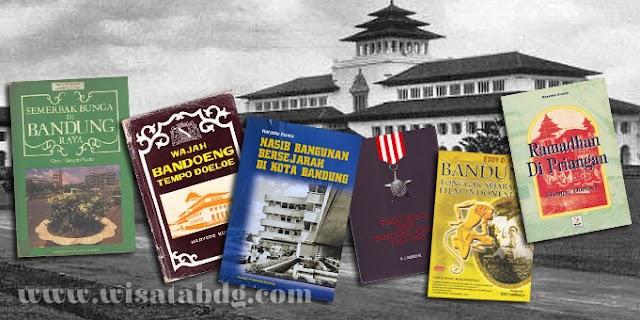 Buku-Buku yang Membahas Seputar Kota Bandung