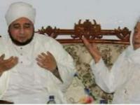 Meski Kondisinya Kurang Sehat, Habib Munzir Rela Datang dari Jakarta ke Lirboyo Temui Romo Yai Idris