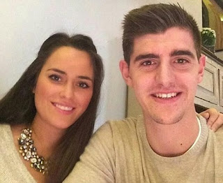 Chelsea Goalkeeper, Thibaut Courtois Dumps His Heavily Pregnant Girlfriend