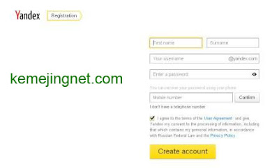 Cara-Membuat-Email-Di-Yandex