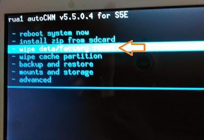Cara Mudah Mengatasi HP Android fix Bootloop