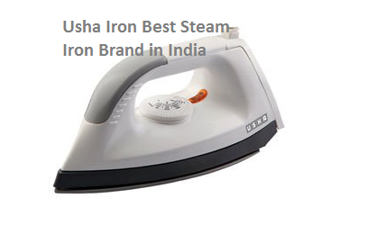 Usha Iron Best Steam Iron Brand in India