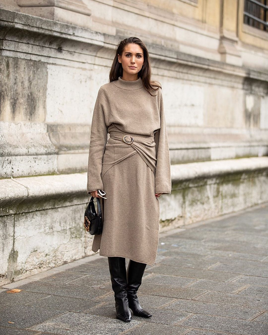 The Sweater Dress is a Can't-Miss Fall Wardrobe Essential