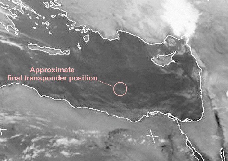 Imagem Infravermelho do Satélite SEVIRI 19 de maio de 2016 00: 00Z (Foto: AVH / Meteosat):