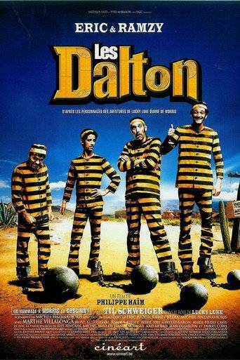 Lucky Luke and the Daltons (2004) ταινιες online seires xrysoi greek subs