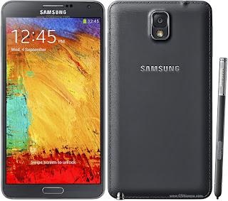 Samsung Galaxy Note 3 (SM N900) :Phablet Fantastis Segudang Fitur