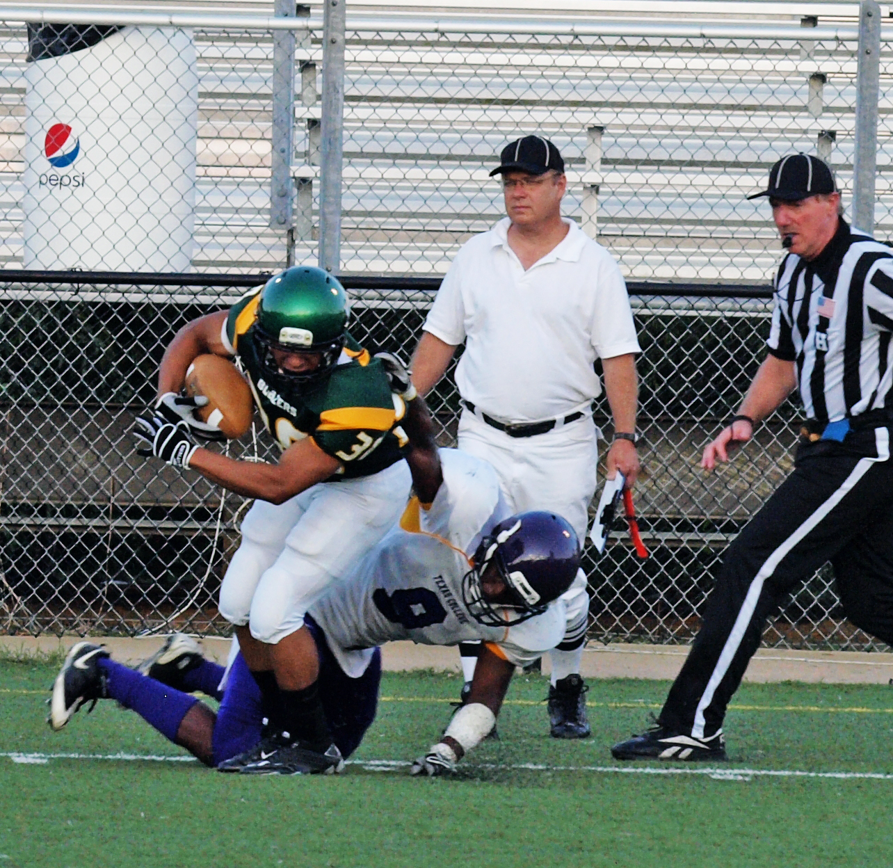 Photographic Expressions: Belhaven University Football