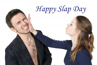 Slap Day 2018 Images Wallpapers Greetings Cards Pictures