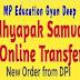 NOC for Adhyapak Online Transfer. अध्यापक संवर्ग  ऑनलाइन संविलियन : लोक शिक्षण संचालनालय  ने न्यायालयीन प्रकरणों में पारित निर्णय के पालन में अंतर्निकाय संविलियन की अनुमति प्राप्त याचिकाकर्ताओं को भार मुक्त करने के निर्देश जारी किए.