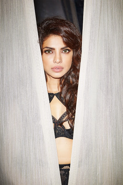 Priyanka Chopra in Esquire Magazine Photoshoot