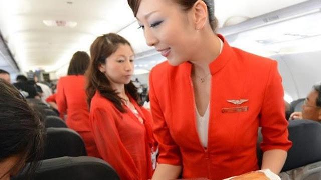 Pramugari Air China Disandera Pakai Pulpen, Pesawat Mendarat Darurat