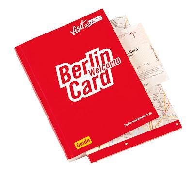 柏林歡迎卡