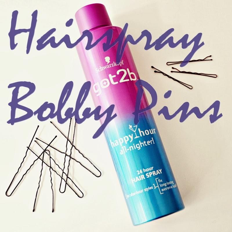 Hairspray & Bobby Pins