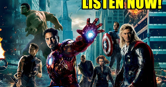 The IPC Podcast LIVE | The Avengers - Commentary