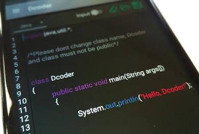 Android`den Programlama Yapmanın En Kolay Yolu
