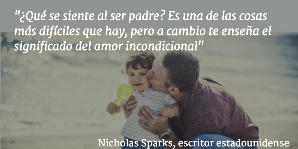 Reflexiones Para Padres Sobre Los Hijos: Especial Dia Del Padre: Padre Sufridor
