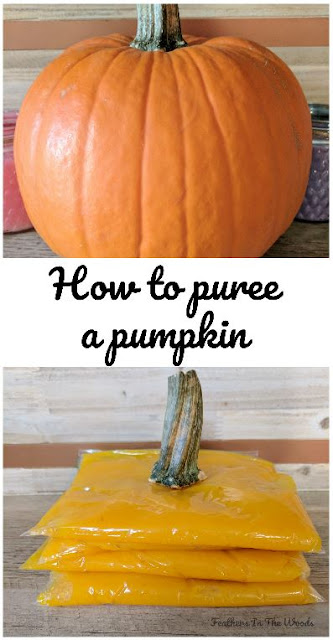 make pumpkin puree
