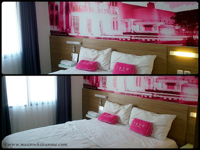 Favehotel Hyper Square Bandung tempat tidur