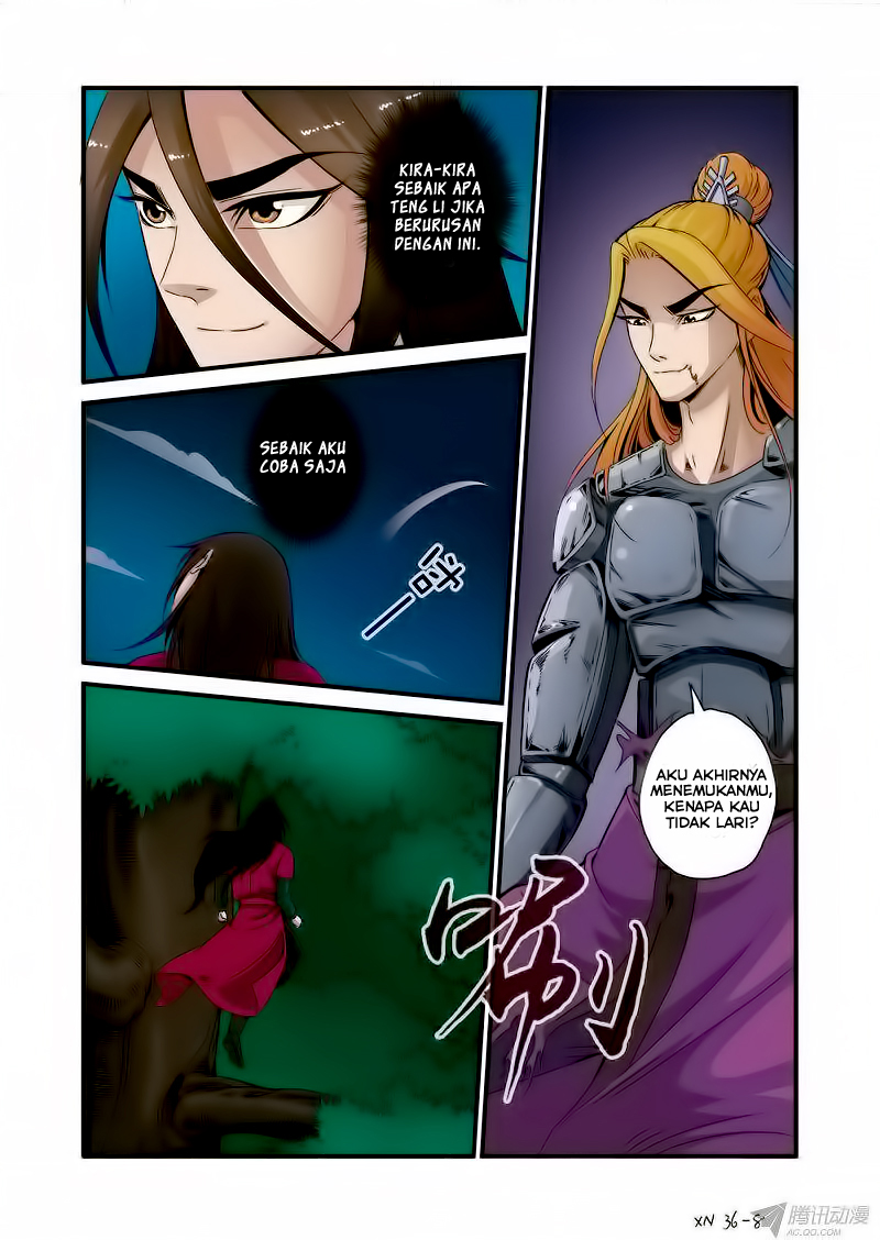 Xian Ni Chapter 36
