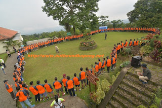 Lokasi Outbound Kopeng Salatiga, Outbound Salib Putih Salatiga