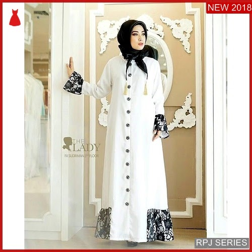 RPJ057D126 Model Dress Lady Cantik Dress Wanita