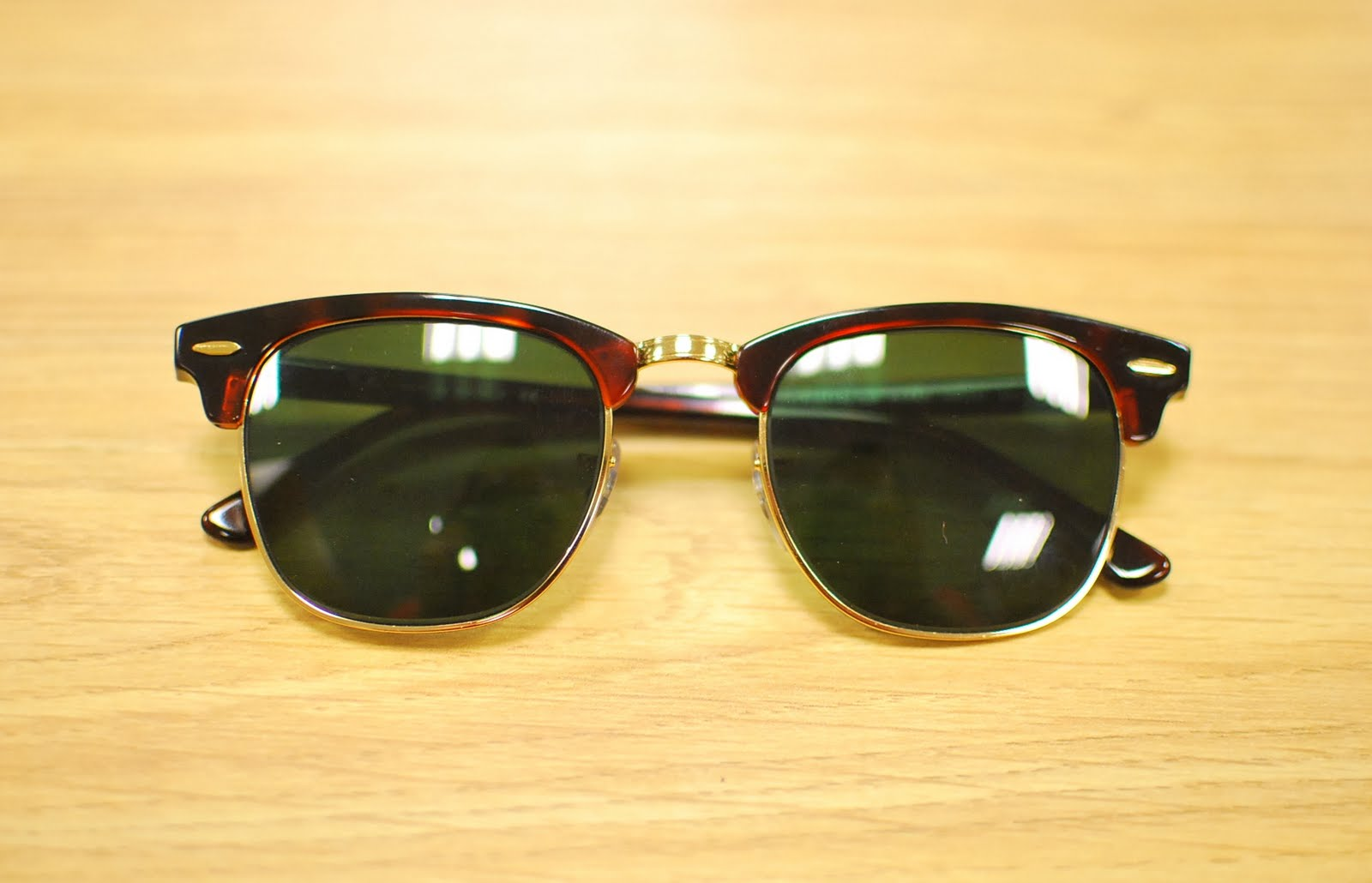 4e2a02bc5d0 Ray Ban Clubmaster Tortoise Shell Sunglasses 2017 « One More Soul