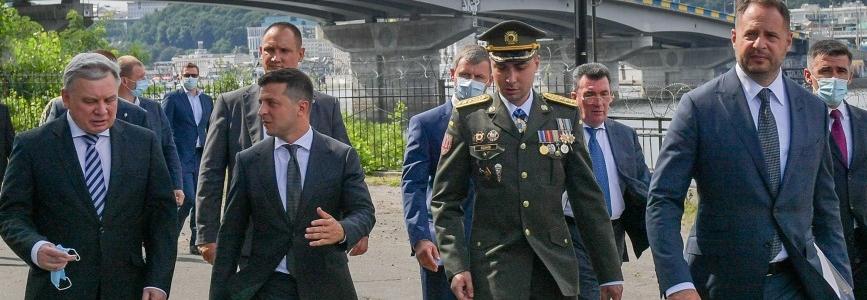 Президент представив начальника Головного управління розвідки