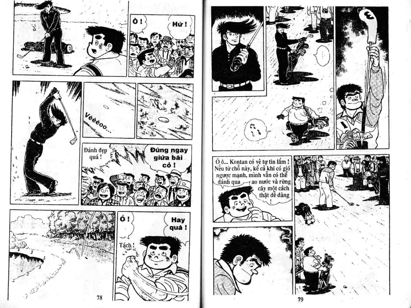 Ashita Tenki ni Naare chapter 3 trang 38