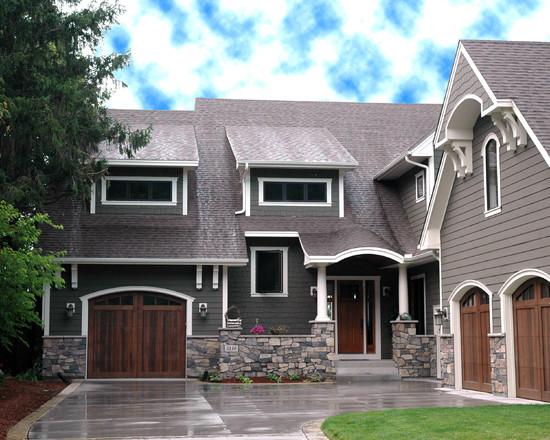 Andrea hebard interior design blog exterior palettes grey - Grey house exterior with white trim ...