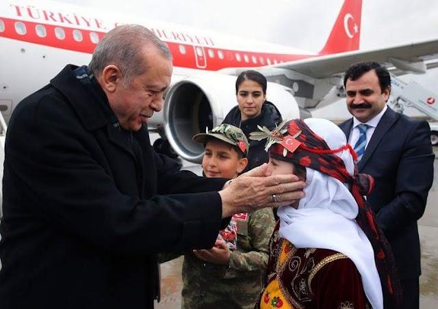 Cumhurbaşkanı, 'Suriyeliler geri dönecek'