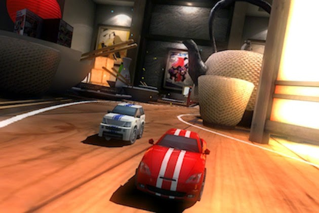 Review: Table Top Racing (Sony PlayStation Vita) - Digitally Downloaded