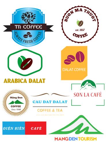 Các Thương Hiệu Cà Phê Thuộc Măng Đen Coffee