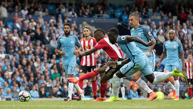 [Video] Cuplikan Gol Manchester City 2-1 Sunderland (Liga Inggris)