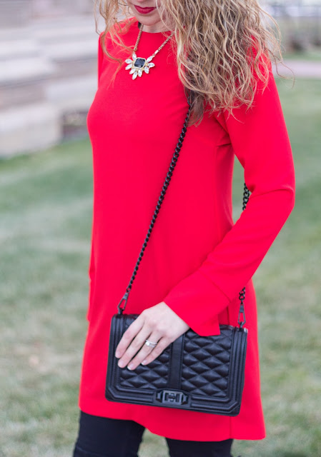 Blogger Nation: Holiday Outfit With WAYF by Colorado fashion blogger Eat Pray Wear Love
