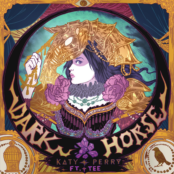 Katy Perry - Dark Horse (feat. TEE) - Single Cover