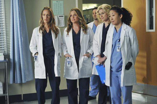Serie. Greys Anatomy.