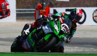 clasificacion superbike: resultado entreno libre 2 sbk Aragon Motorland 13 abril 2018