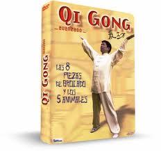 QI GONG AVANZADO [ Curso Video DVD ] – Profundiza la práctica del Qi Gong y aprende las 8 piezas de brocado y los 5 animales